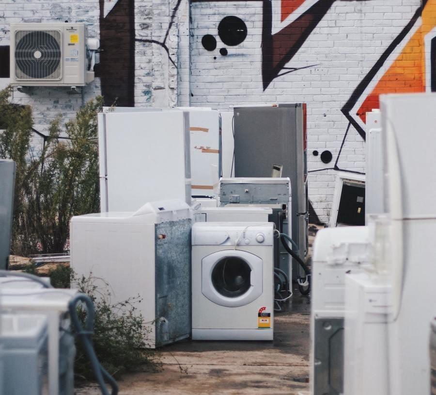 Reciclaje electrodomésticos
